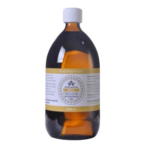 Mild Organic Black Seed Oil - 1000ml