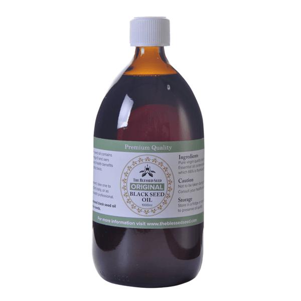 Original Black Seed Oil 1 litre